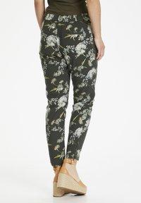 InWear - Trousers - rust elderflower - 2