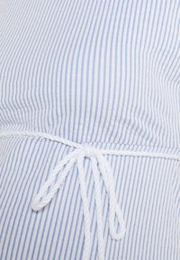MAMALICIOUS - MLMAE - Print T-shirt - spectrum blue/white - 2