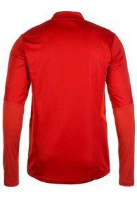 adidas Performance - TIRO 19 TRAINING TOP - Sweatshirt - red - 1