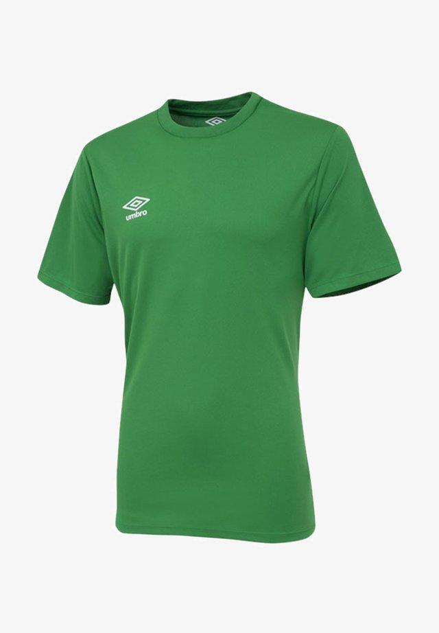 CLUB SS - Basic T-shirt - gruen
