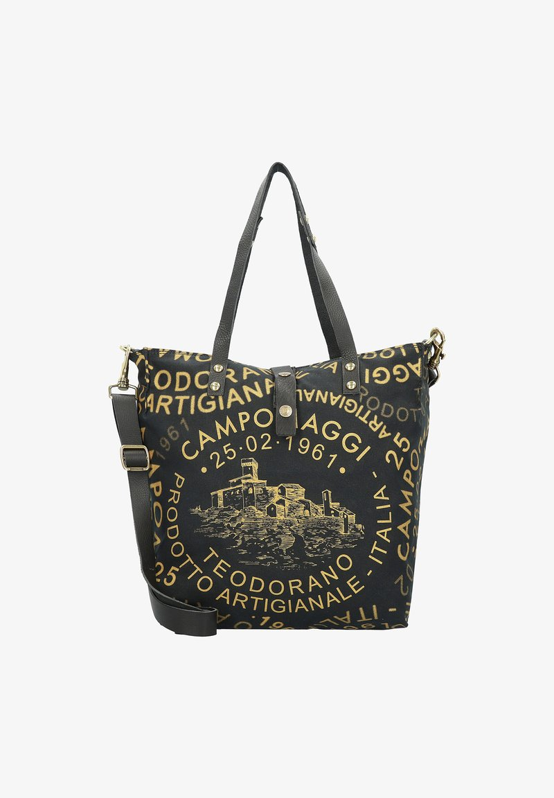 Campomaggi - Tote bag - neronerost.oro