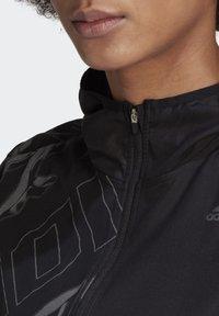 adidas Performance - OWN THE RUN REFLECTIVE JACKET - Training jacket - black - 5