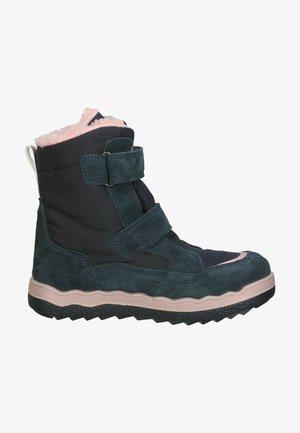 Winter boots - navy/blu scuro