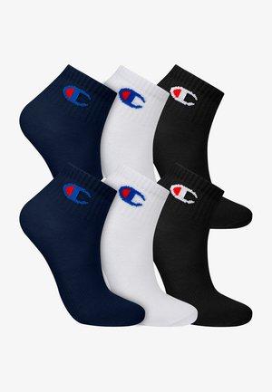 6ER-PACK KIDS - Socken - white/black/navy