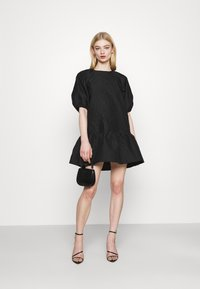 Fashion Union - CROCUS DRESS - Cocktail dress / Party dress - black - 1