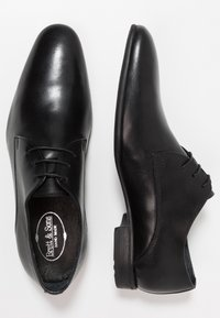Brett & Sons - Derbies & Richelieus - noir