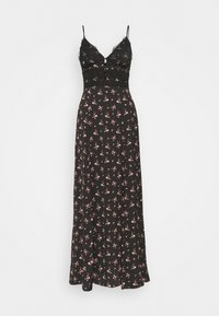 Free People - OUT ABOUT - Maxi dress - black combo - 4