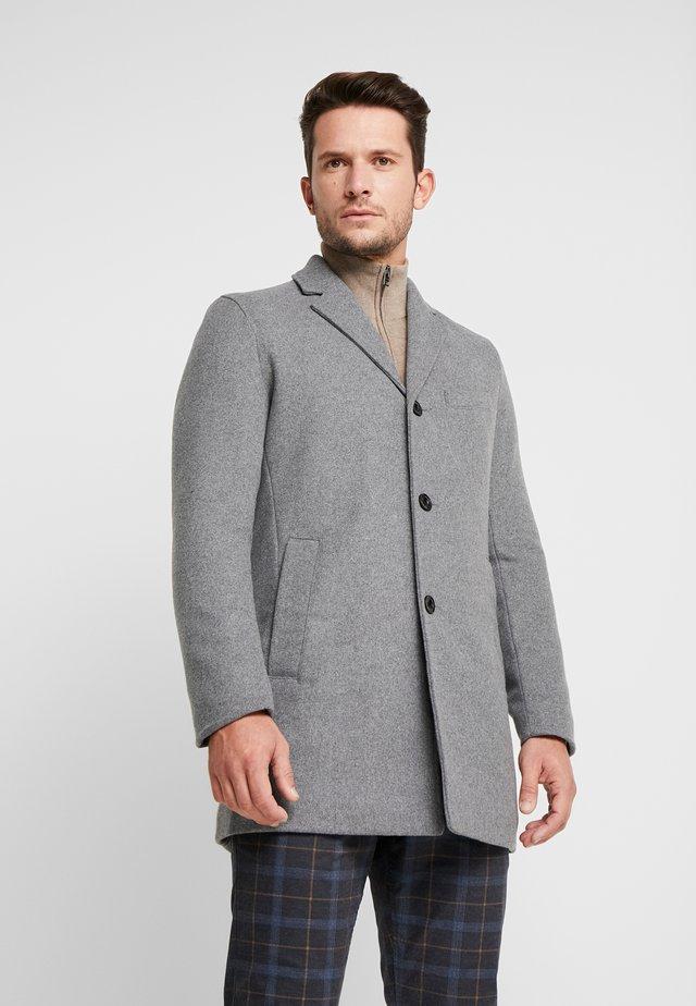 Classic coat - blend grey