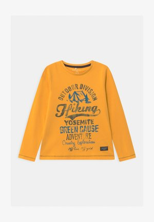 NKMOWAN - Long sleeved top - golden rod