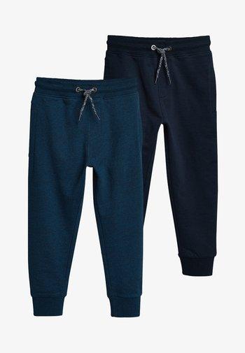 2 PACK  - Tracksuit bottoms - dark blue