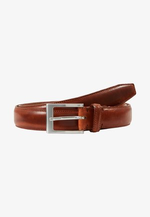 SLHFILLIP FORMAL BELT - Pasek - cognac