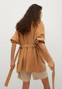 Mango - Trenchcoat - brown - 2