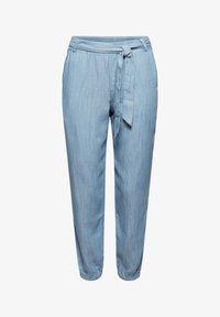 Esprit - Pantalon classique - blue bleached - 5