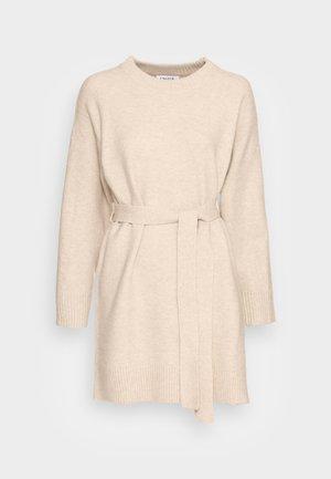 MARIANA DRESS - Jumper dress - beige