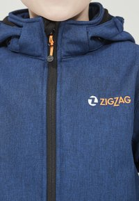 ZIGZAG - MANON MELANGE WATERPROOF - Light jacket - 2012 true blue - 4