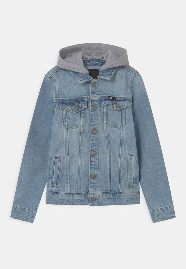 TREY - Farkkutakki - light-blue denim