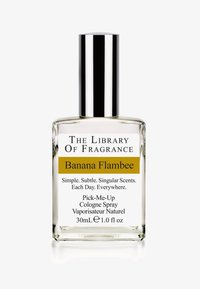 The Library of Fragrance - EAU DE COLOGNE - Eau de Cologne - banana flambee - 0
