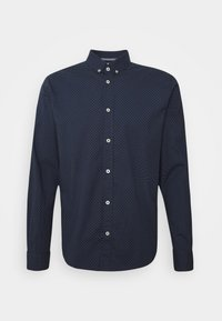 TOM TAILOR - Shirt - navy blue - 4