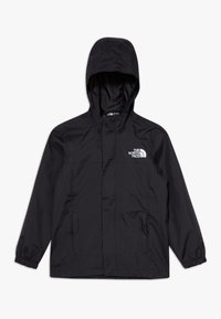 The North Face - RESOLVE REFLECTIVE JACKET - Hardshell jacket - black - 0