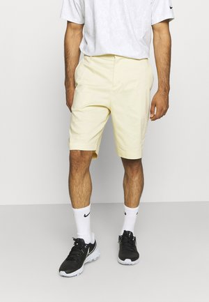 Sports shorts - lemon drop