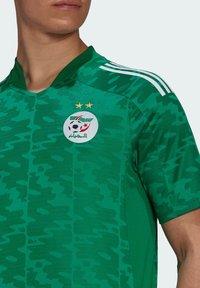 adidas Performance - ALGERIE - Klubbkläder - green - 3