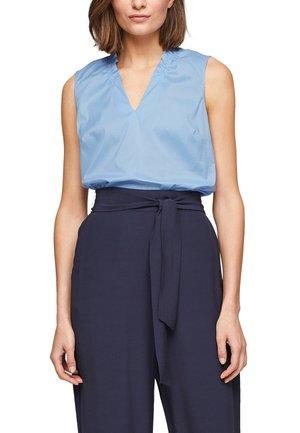 Blouse - light blue