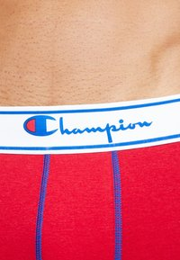 Champion - BOXER 3 PACK - Pants - black/grey/red - 6