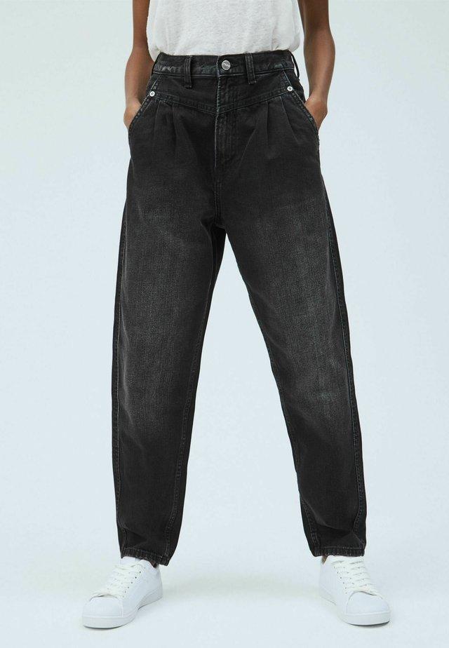 Jeans Tapered Fit - denim