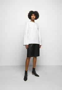 MM6 Maison Margiela - Sweatshirt - white - 1