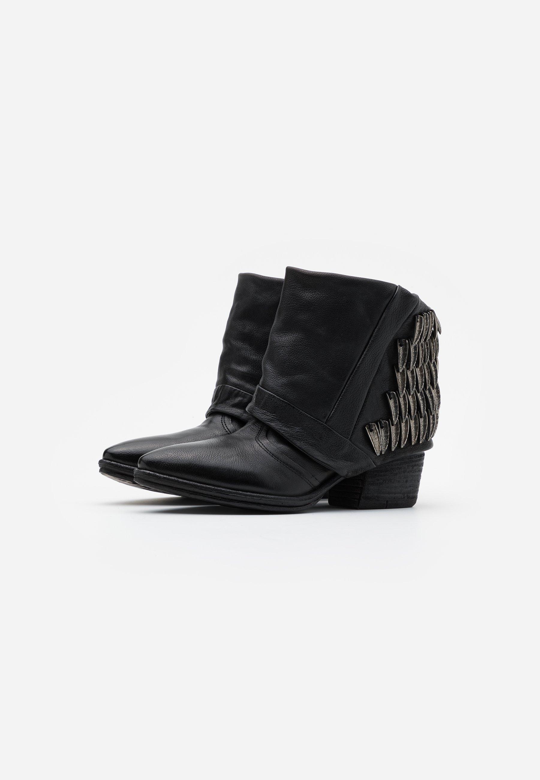A.S.98 Stiefelette - nero | Damen Schuhe 2020