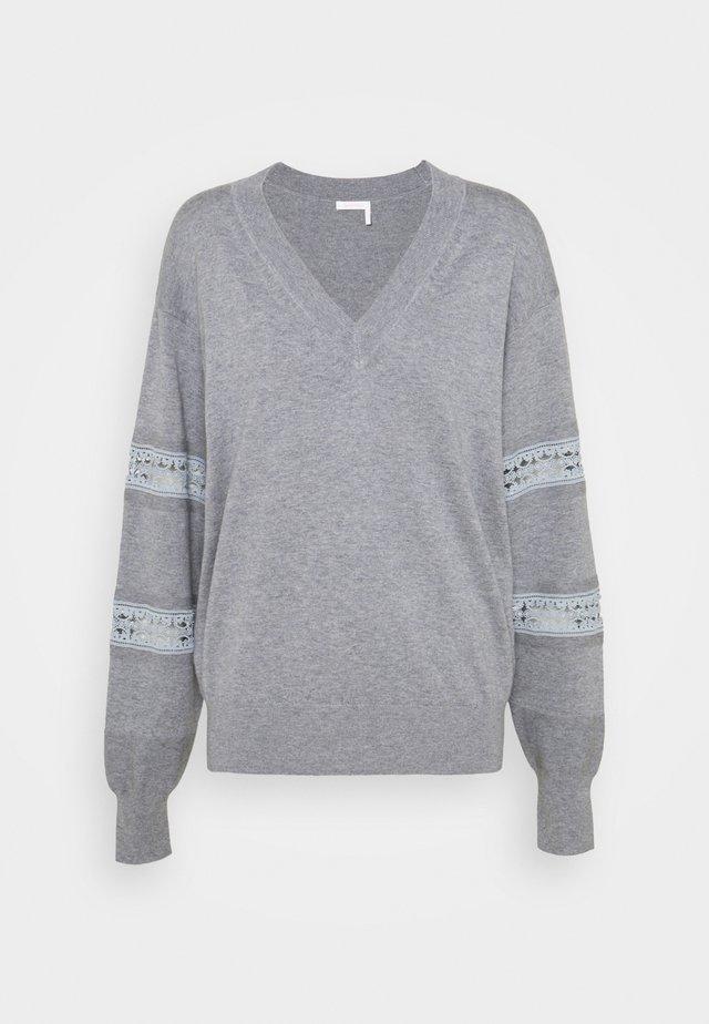 Trui - dapple grey