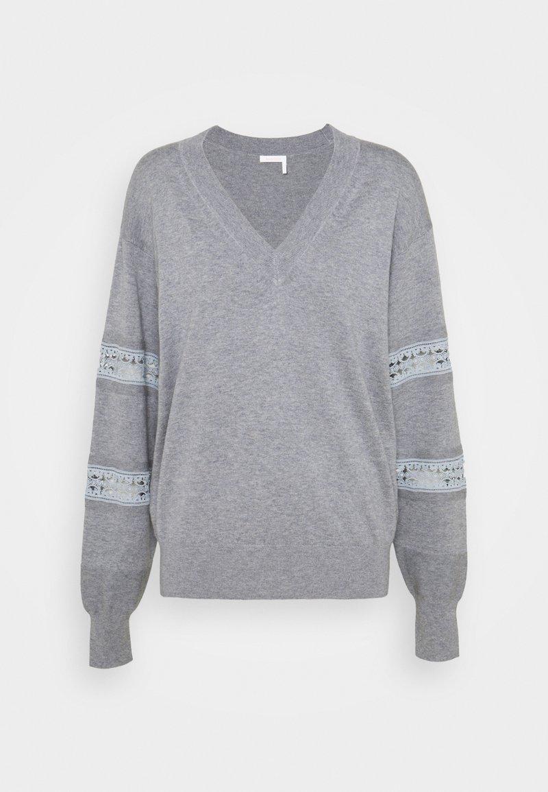 See by Chloé - Jumper - dapple grey