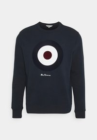 Ben Sherman - FLOCK TARGET - Sweatshirt - dark navy - 5