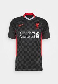 Nike Performance - LIVERPOOL FC 3R - Club wear - anthracite/black/laser crimson - 5