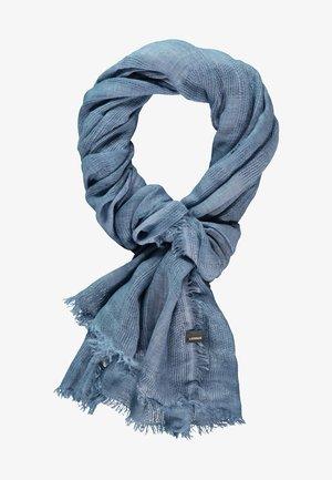 Scarf - storm blue