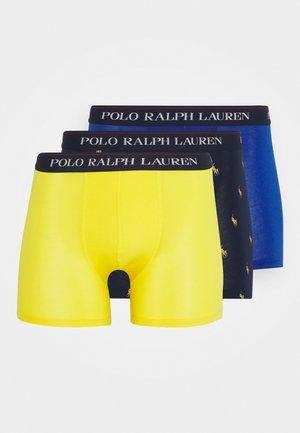BOXER BRIEF 3 PACK - Pants - blue