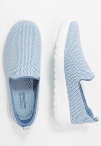 Skechers Performance - GO WALK JOY ADMIRABLE - Zapatillas para caminar - light blue - 1