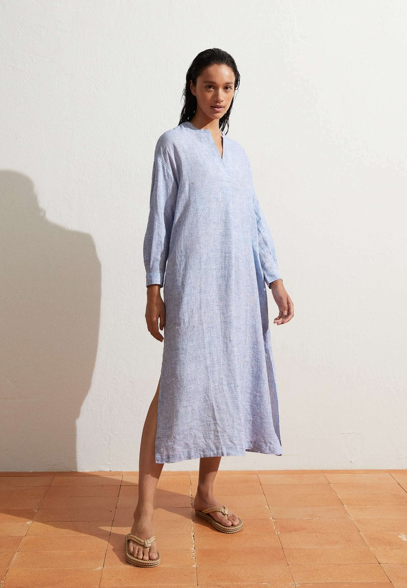 OYSHO - Day dress - light blue