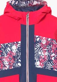 Dare 2B - ESTEEM UNISEX - Snowboardová bunda - neon pink/dark blue - 4