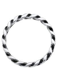 Elli - TWISTED LOOK - Ring - schwarz - 4