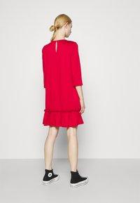 Vila - VITINNY  - Day dress - jester red - 2