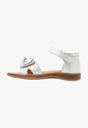 LORE CLOSED HEEL MEDIUM FIT - Sandals - white