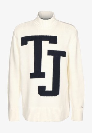 Jumper - classic white