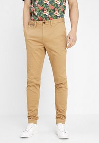 Scotch & Soda - MOTT - Chinos - sandstone - 0