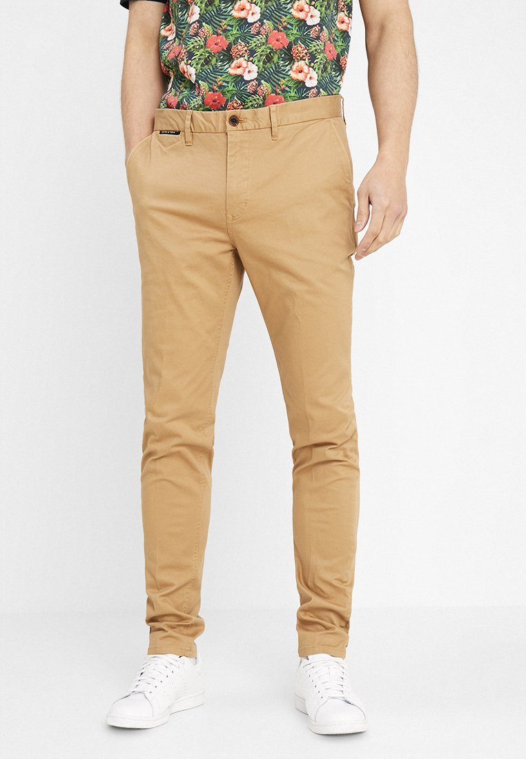 Scotch & Soda - MOTT - Chinos - sandstone