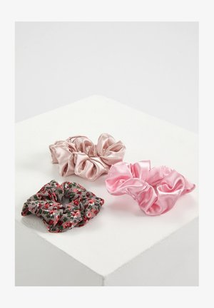 3 PACK - Hair styling accessory - pink