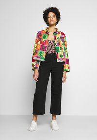 Stieglitz - GUADALUPE JACKET - Denim jacket - multicoloured - 1
