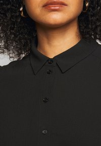Vero Moda Curve - VMAYA - Button-down blouse - black - 6