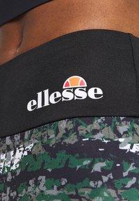 Ellesse - JYN - Leggings - black/green - 6