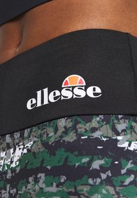 Ellesse - JYN - Collants - black/green - 6